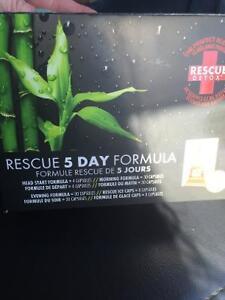 Rescue 5 Day Formula