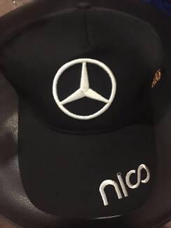 Mercedes Benz baseball cap hat brand new