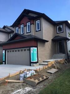 NEW LEDUC HOME WITH FINISHED LEGAL BASEMENT SUITE-447k!!!