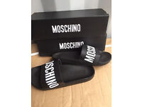 Moschino Sliders