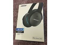 BOSE QC25 QUITECOMFORT 25 Brand new headphones