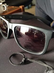 Raybans Justin Doubleview Stirling Area Preview