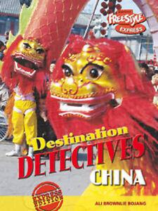 Brownlie Bojang, Ali China  (Freestyle Express: Destination Detectives) Very Goo