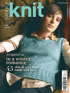 Knit - Volume 3 (Wp Craft), Jo Sharp, New Book