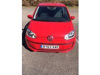 Volkswagen, UP!, Hatchback, 2014, Manual, 999 (cc), 3 doors