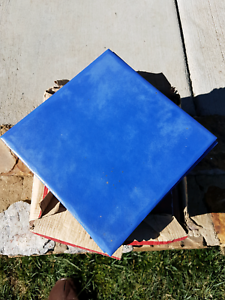 "32 montana dark blue ceramic tiles 8"" x 8"" Conder Tuggeranong Preview"