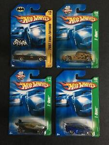 HOTWHEELS  boite  box        batmobile        treasure hunts West Island Greater Montréal image 1