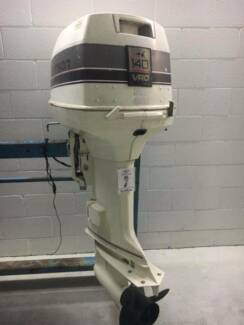 Johnson 140hp outboard motor