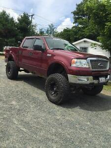 """Ford F-150 Lariat Lifted 11"""""""