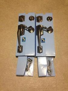 Schlage handle set