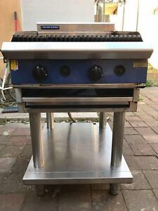 COMMERCIAL CHAR GRILL BLUESEAL BBQ RESTAURANT EQUIPMENT 600mm Manly Manly Area Preview