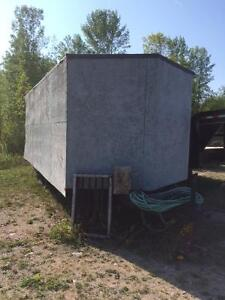 Cargo Trailer-20 Feet X 8 Feet----REDUCED-----