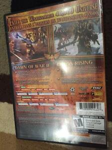 Dawn of War 2 PC Game with Expansion Oakville / Halton Region Toronto (GTA) image 2