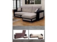 NEW TINA CORNER SOFA BED IS AVAILABLE ON WHOLESALE PRICES