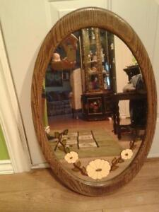 Three Accent Mirrors as Pictured