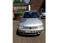 Volkswagen, POLO, Hatchback, 2001, Manual, 1390 (cc), 3 doors SOR