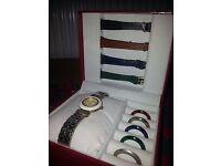 Barucci Watch Set with box
