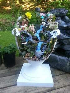 Beautiful Hand-Crafted Fairy Gardens