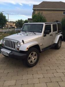 2010 Jeep Other Sahara SUV, Crossover