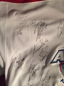 Jersey Signed by All Members of 2009 NHL Allstar Game