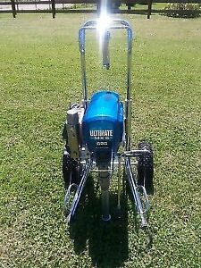 GRACO ULTRA MAX II 695 Airless Paint Sprayer Procontractor