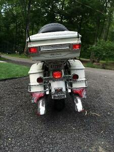 Harley  Davidson Ultra Classic FLHTCUI West Island Greater Montréal image 4