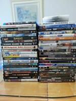 50 DVDS for $75