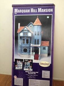 Heritage quality Dollhouse Kit- Collectors Item