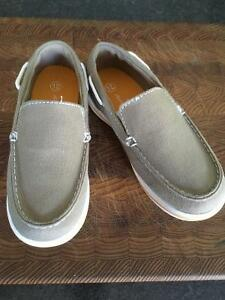 Boys American Eagle Deck Shoes