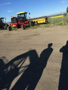 2012 30ft New Holland Swather Header