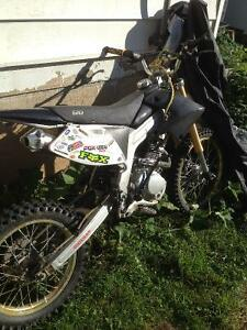 250cc dirt bike Best offer?