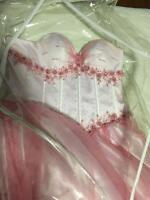 Beautiful pink prom dress for sale