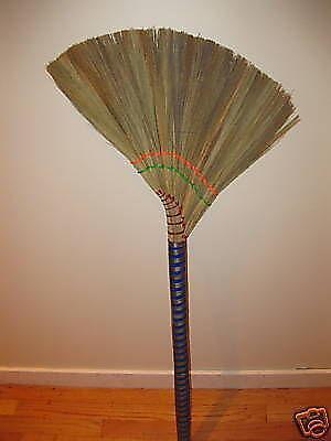 Straw Broom | eBay