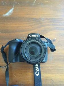 Canon PowerShot SX520HS In perfect condition with 16gb mem card