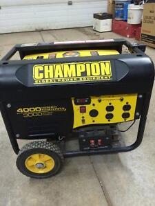 I am selling my power generator