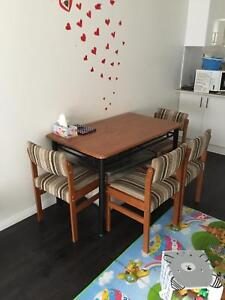 Moving sale- Wooden dining table Rosewater Port Adelaide Area Preview