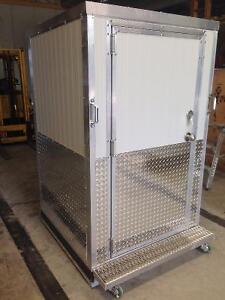 Heated / Air Conditioned Service Elevator