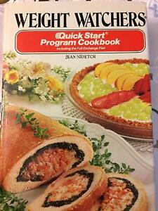 Weight Watcher's 'Quick Start Program Cook Book'