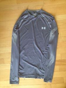 Under Armour Men's Hockey Grippy Compression Shirt