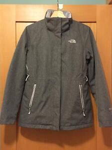 North Face, Women's small HyVent winter jacket