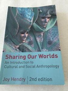 Sharing Our Worlds Joy Hendry 2nd edition Oakville / Halton Region Toronto (GTA) image 1
