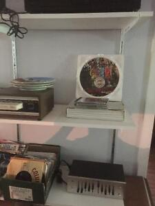 RECORD,TURNTABLES,AMPS & SPEAKERS and MORE