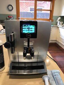 Automatic coffee machine jura gumtree australia free local jura impressa coffee machine j9 fandeluxe Choice Image