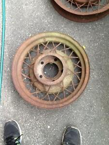 Model T axle parts and rims London Ontario image 4