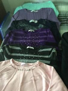 Selling clothes