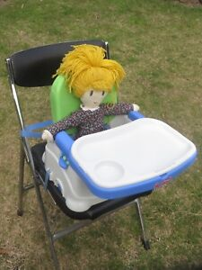 Fisher Price Portable Feeding Chair Booster Seat. Brighton Bayside Area Preview