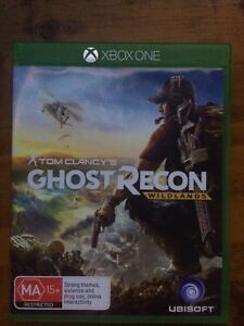 Ghost Recon Wildlands Xbox one Albany Creek Brisbane North East Preview