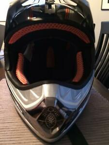 FOR SALE, HELMET and BOOTS