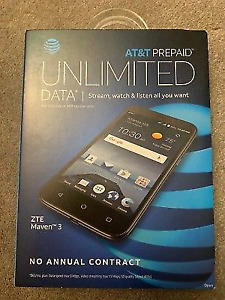 Unlocked Android cellphone