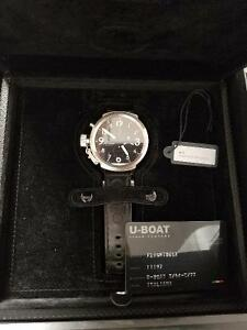 U-BOAT FLIGHTDECK 50mm CHRONO